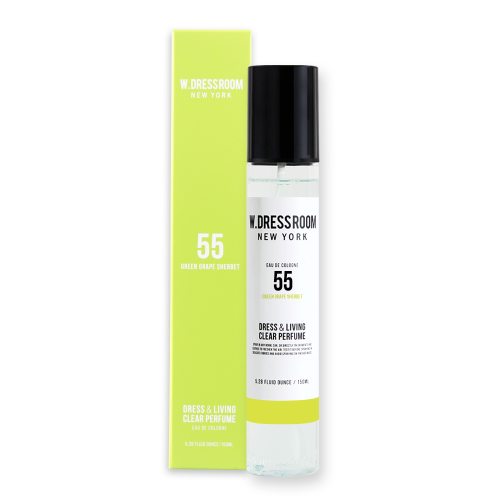 W 드레스룸 Green Grape Sherbet 150ml
